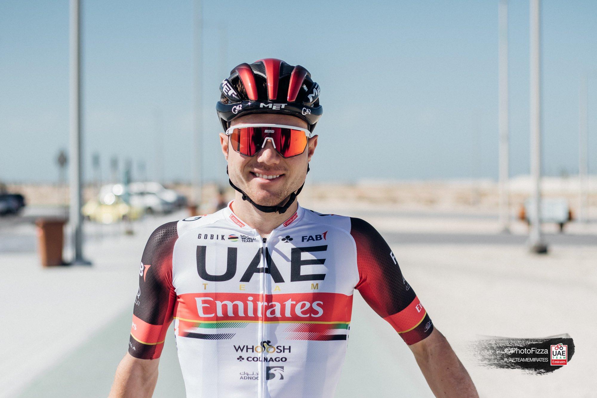 Terminem os rumores, Marc Hirschi é ciclista da UAE Emirates por 3 temporadas!