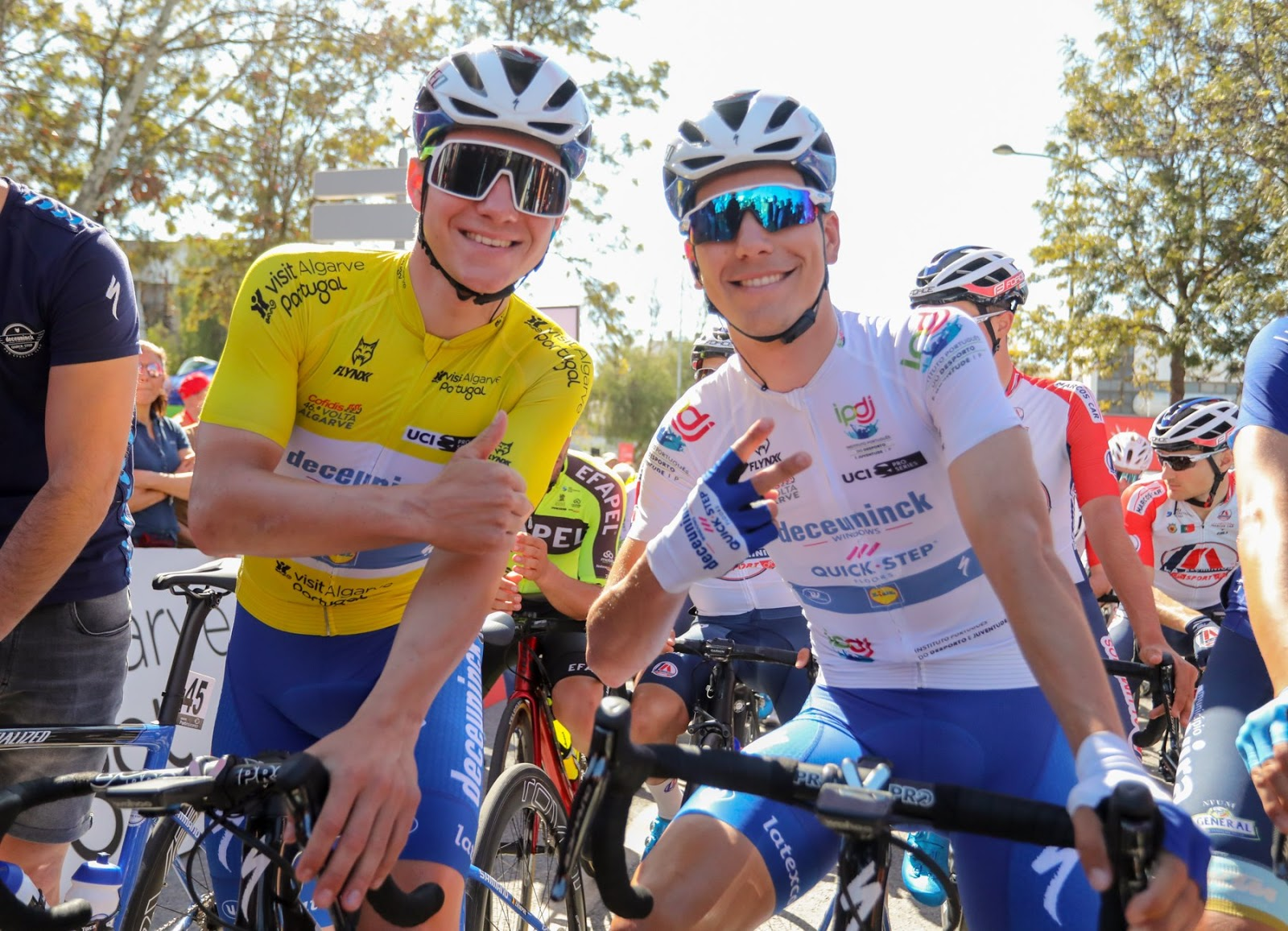 Volta ao Algarve com 14 equipas de World Tour!