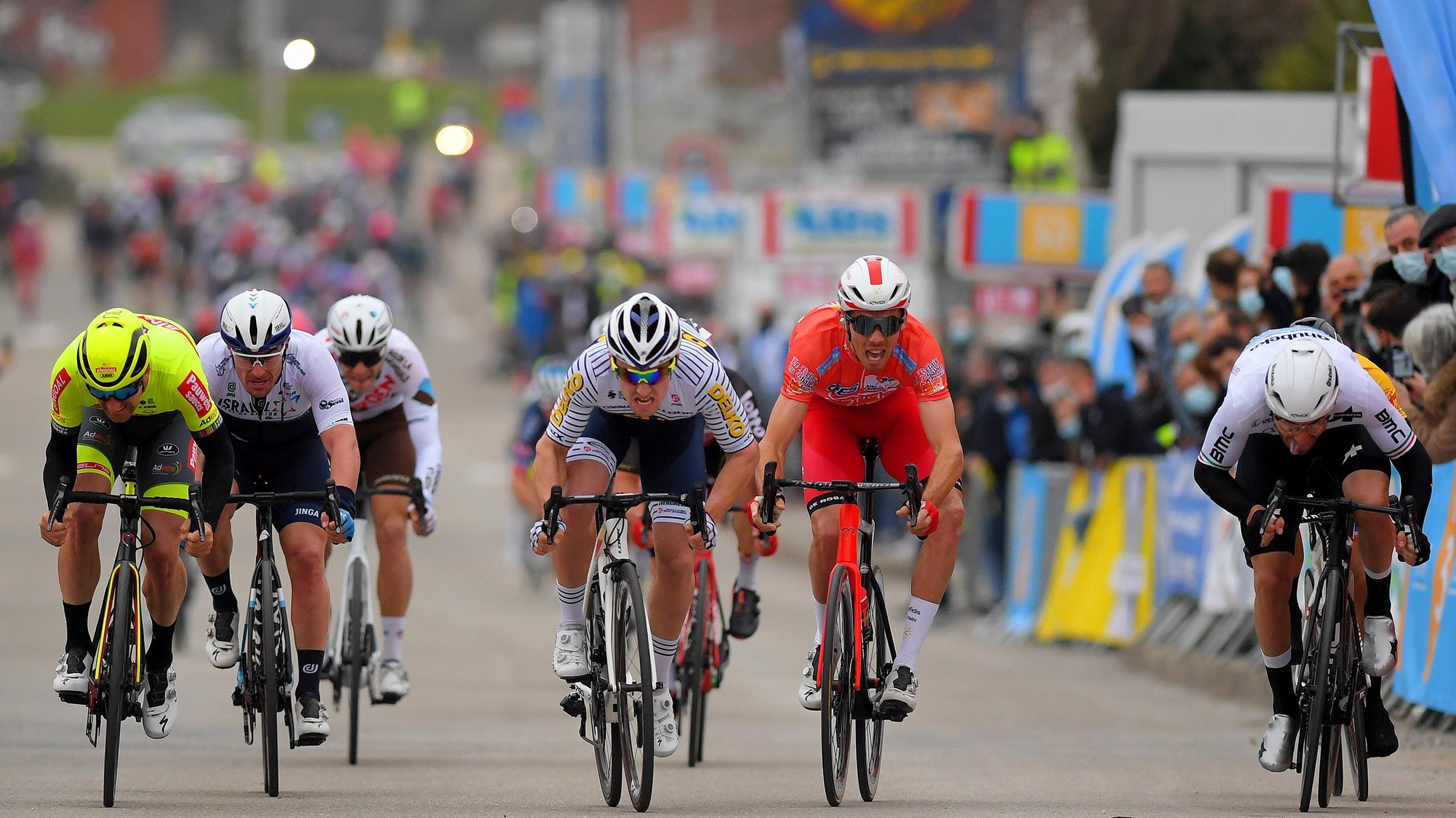 Timothy Dupont surpreende na segunda etapa da Étoile de Bessèges!