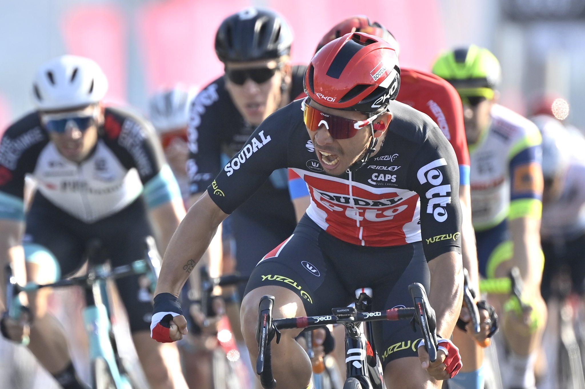 Holofote sobre os sprinters no 2º dia de Giro!