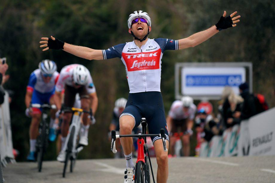 Mollema conquista Col de Gourdon e é o 1º líder no Tour du Var!
