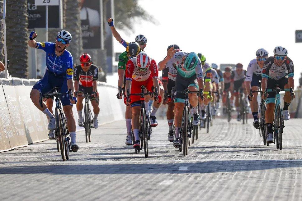 Deceuninck – Quick Step é quem manda e Sam Bennett não dá hipóteses na etapa 6 do UAE Tour!