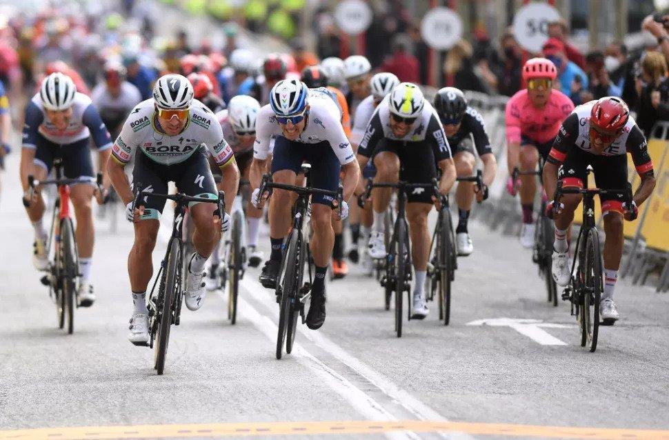 O Regresso de Sagan às vitórias! João Almeida faz 8º!
