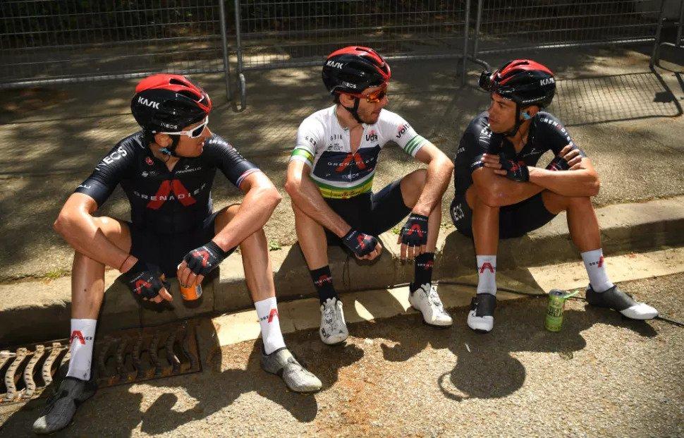 Trio Ineos completa pódio da Volta a Catalunha! Vitória de Thomas de Gendt na etapa!