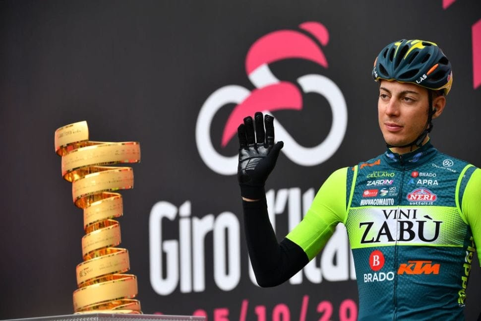 Vini Zabù renuncia ao WildCard do Giro depois dos recentes casos de Doping dentro da Equipa!