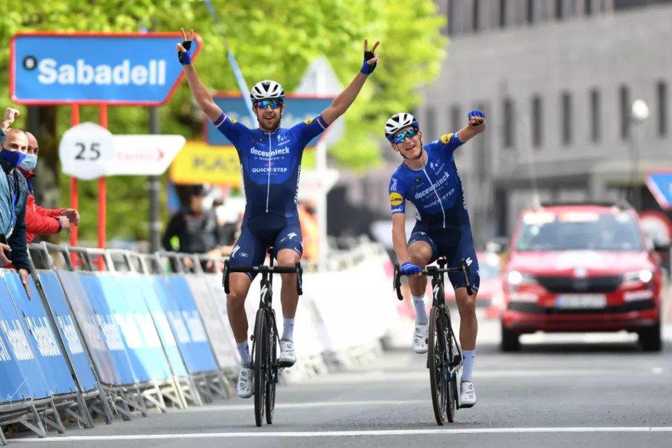 Lição da Deceuninck – Quick Step na vitória de Honoré (e Cerný)!