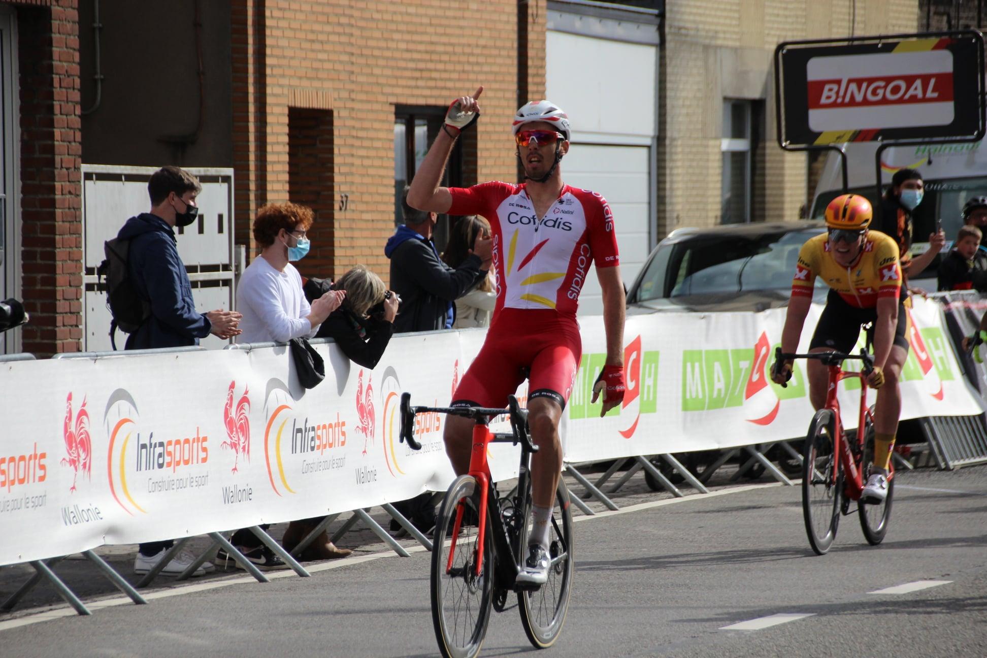 Laporte e Vleuten triunfam em Wallonie e Navarra!