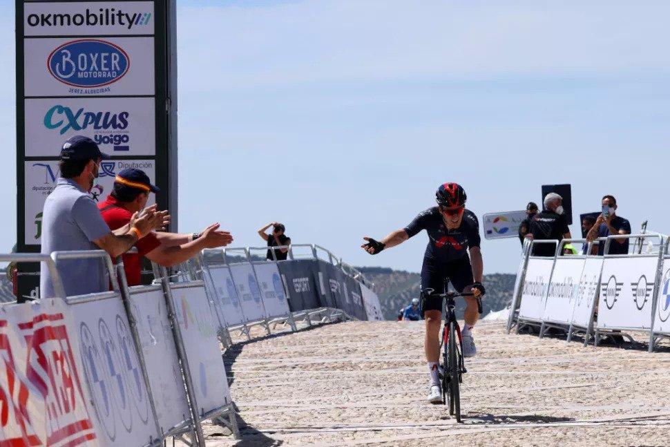 O rapaz não pará de vencer! Ethan Hayter vitorioso em Andalucia! Rui Oliveira segue líder da montanha!
