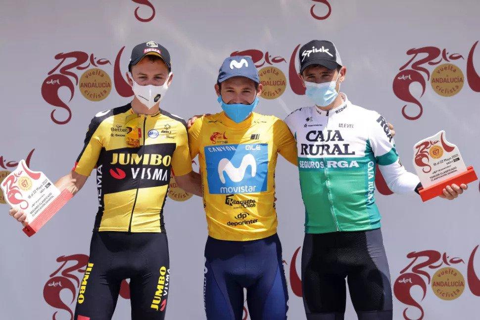 Ethan Hayter vence etapa da consagração de Miguel Angel Lopez na conquista da Ruta del Sol!