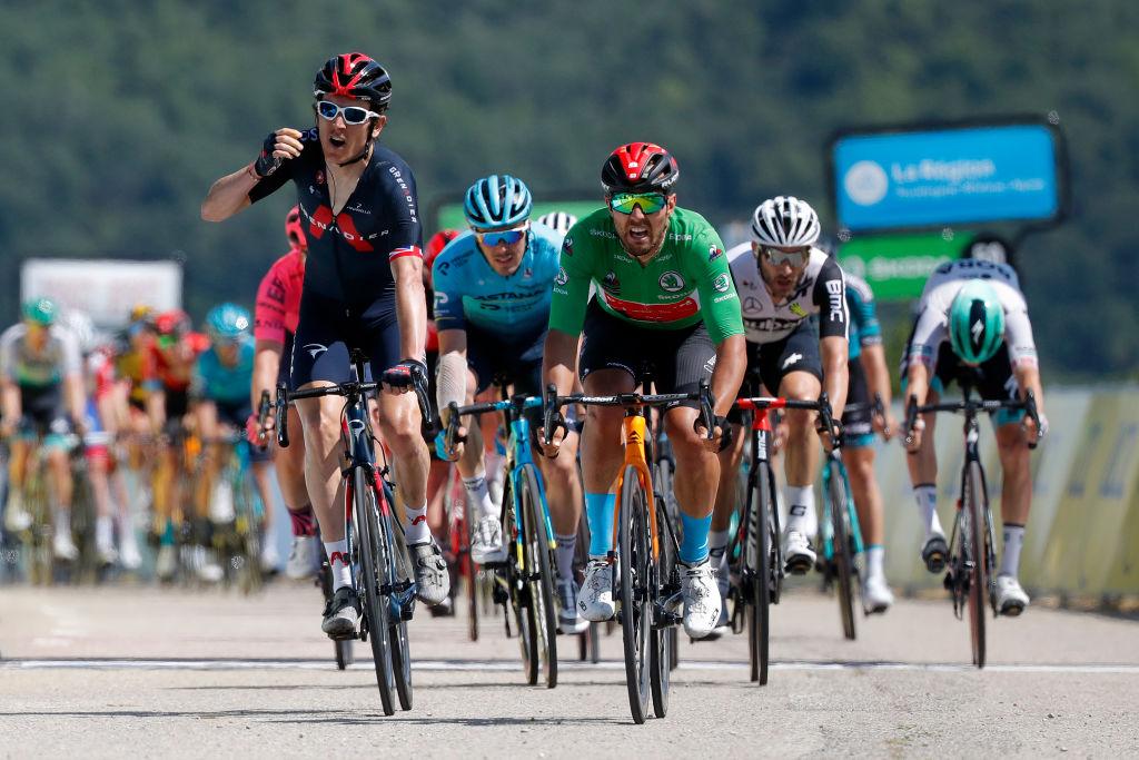 Geraint Thomas surpreende e conquista quinta etapa do Dauphiné!