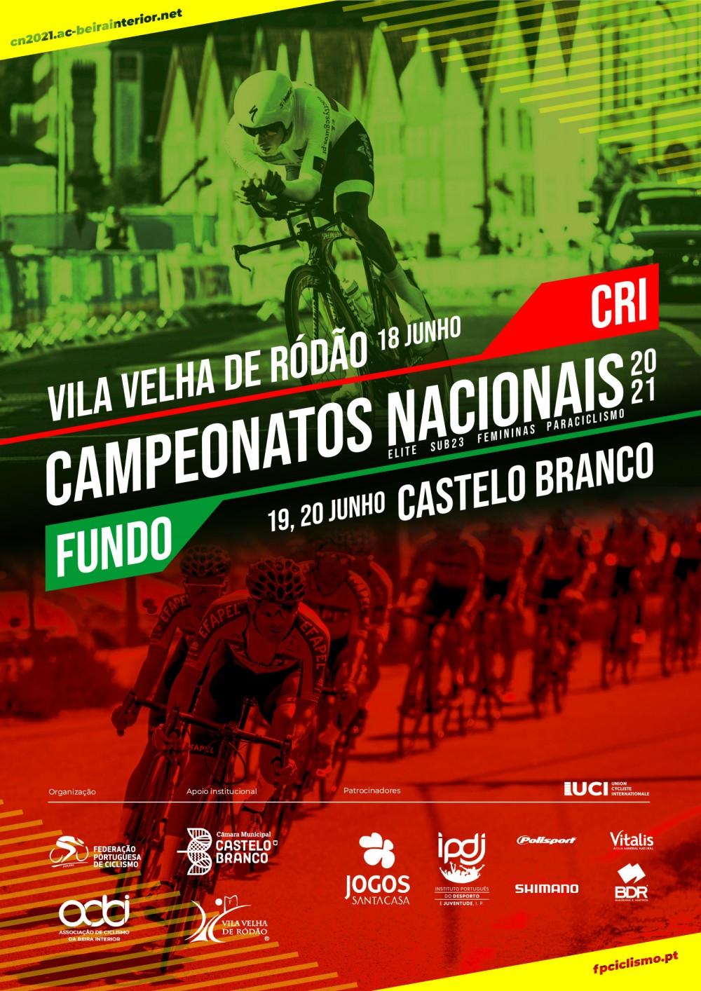 Campeonatos Nacionais de Estrada – Em Direto!
