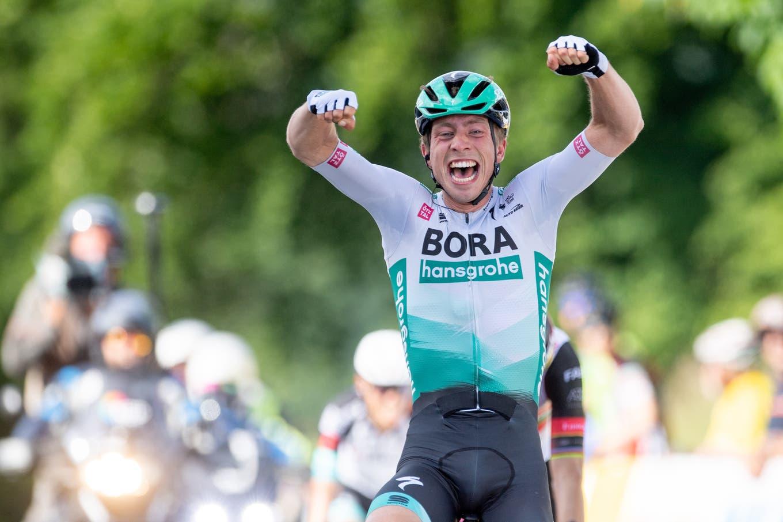 Quase dava Rui Costa! Ide Schelling vence GP Kantons Aargau!
