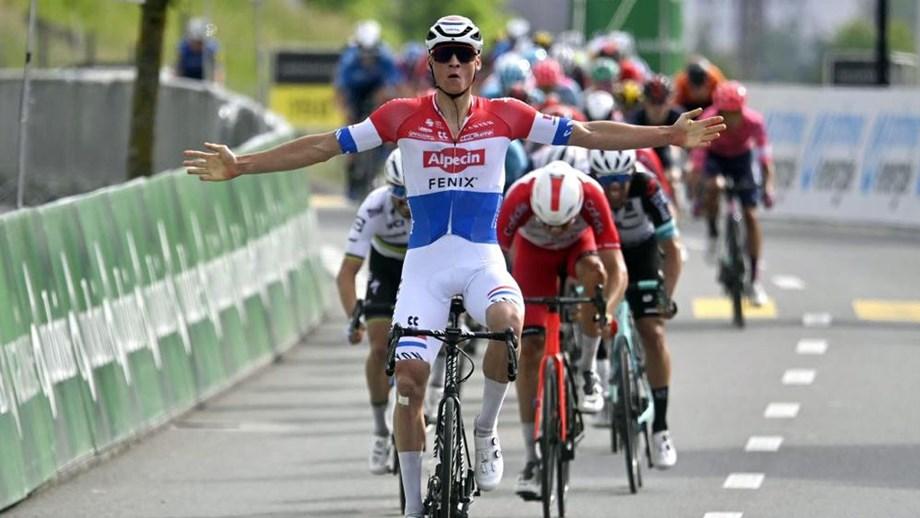 Mathieu van der Poel volta a vencer na Suíça!