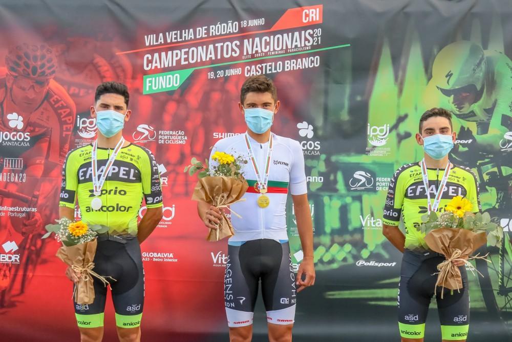 Pedro Andrade sagra-se campeão nacional em corrida muito disputada e aberta!