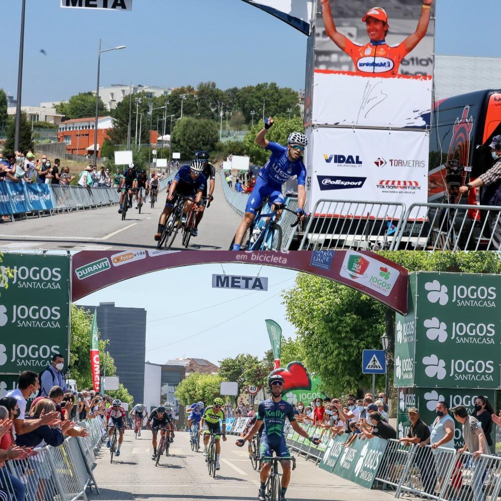 Daniel Mestre e Luis Gomes dominam o fim de semana ciclistico português!