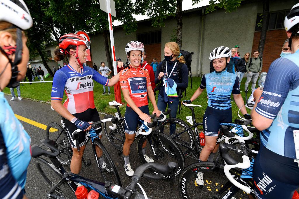 Lizzie Deignan vence batalha dos segundos no Tour de Suisse Women!