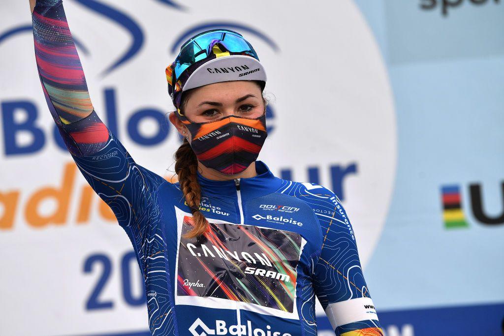 Lisa Klein embala para os JO com vitória no Baloise Ladies Tour!