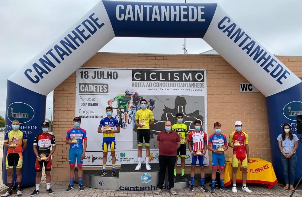 Miguel Batista vence Volta a Cantanhede!