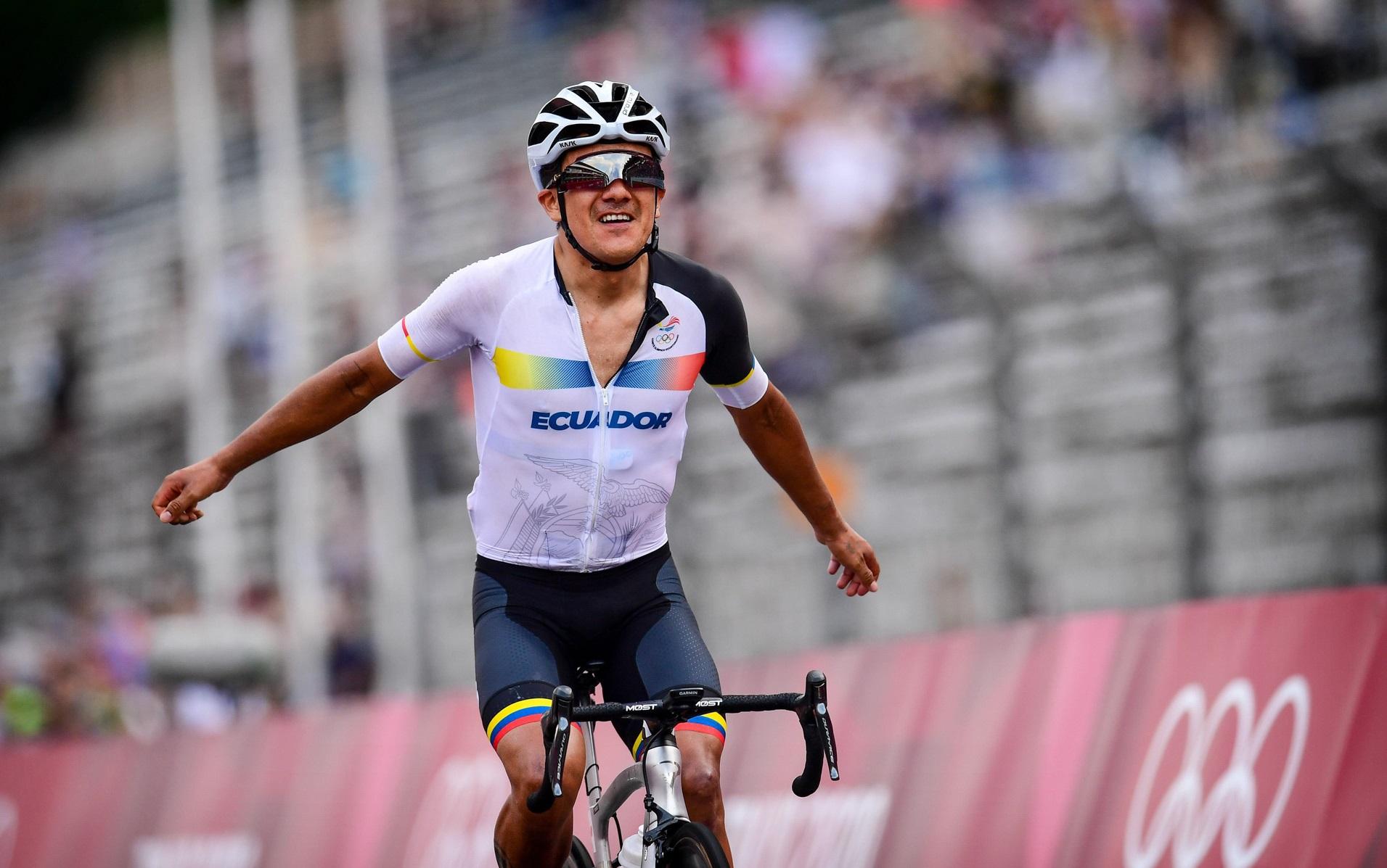 Richard Carapaz conquista Ouro Olímpico! João termina em 13º!