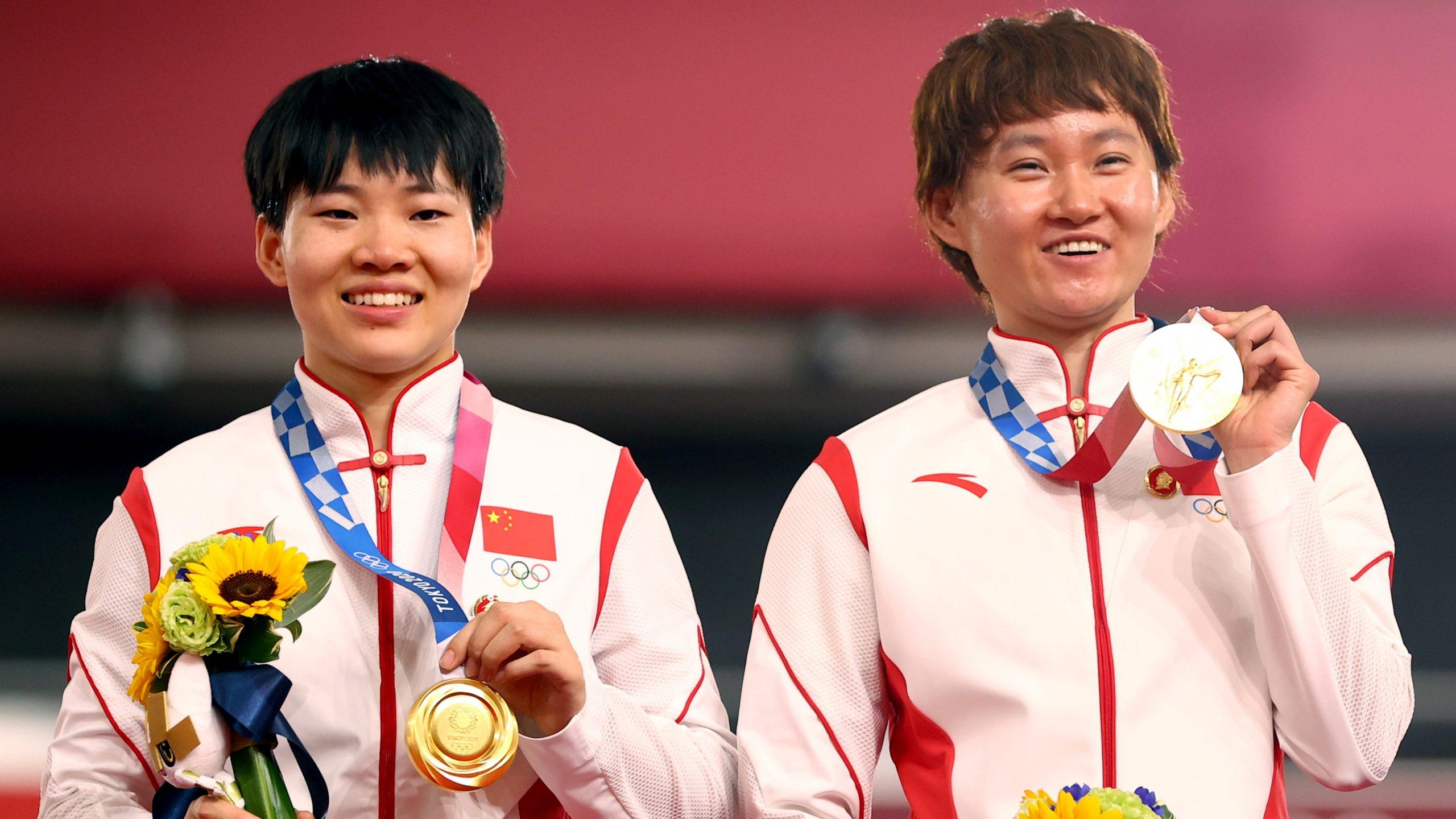 Diário Olímpico da Pista I – Primeiro Ouro para a dupla feminina Chinesa de Sprint! Dia de bater vários recordes!