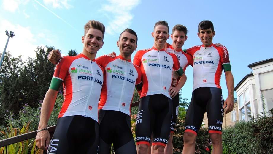 Portugal parte para Trento com 20 atletas e ambição de vencer!