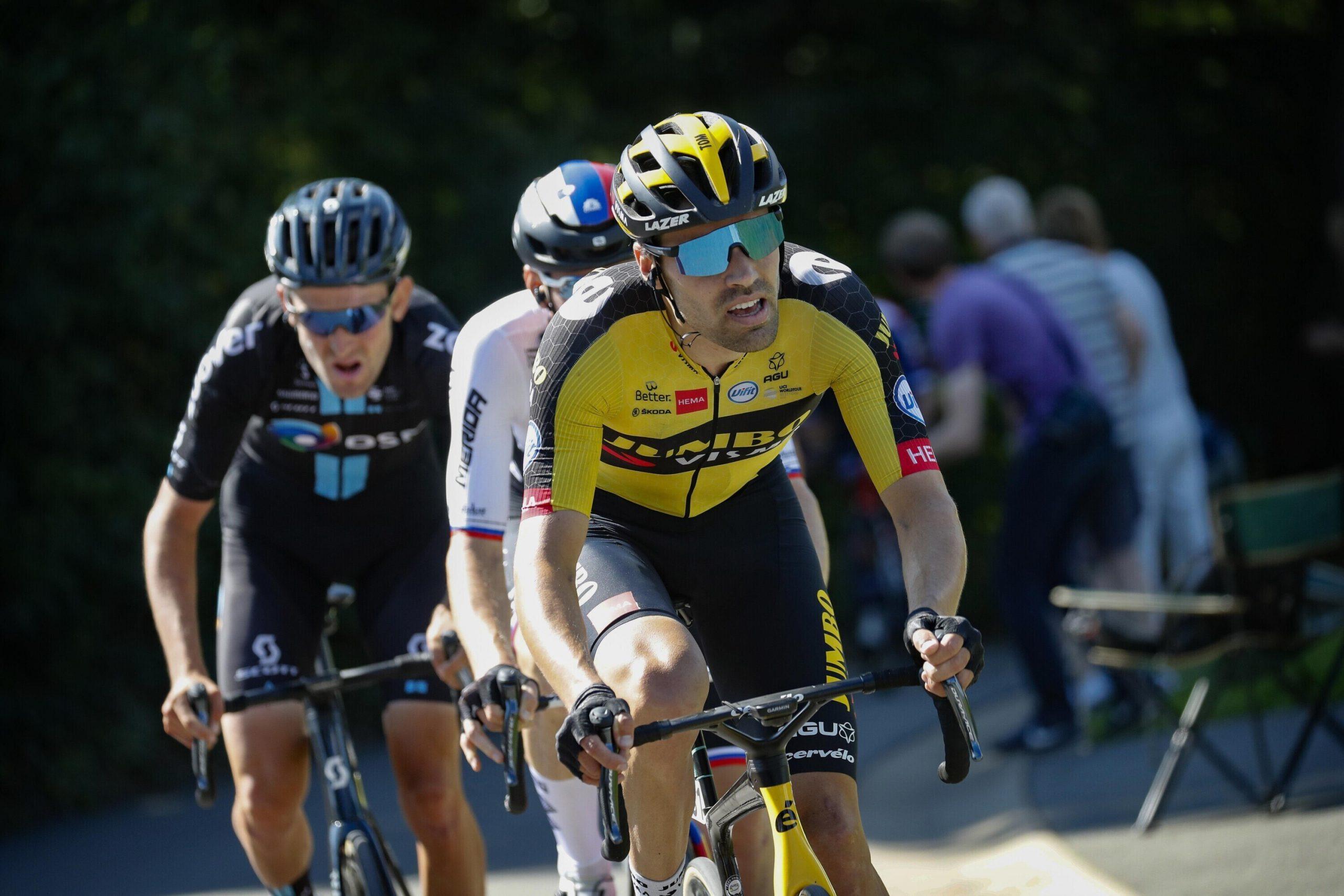 Venha o pavê para decidir o vencedor final do Benelux Tour!