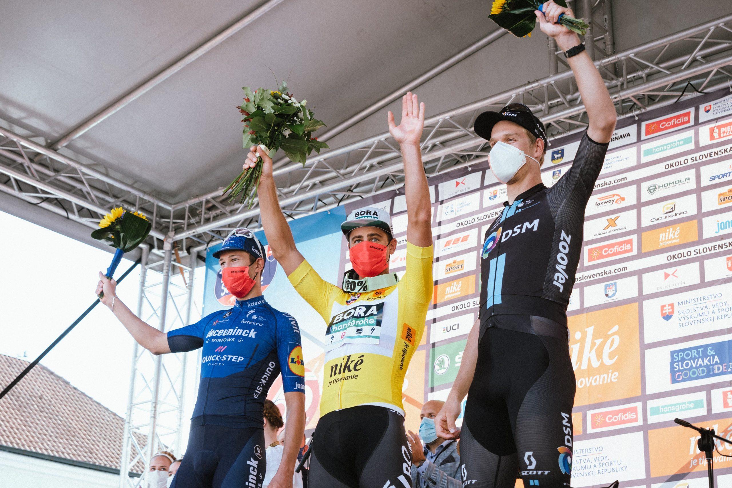 Sagan vence Okolo Slovenska, mas é batido por Itamar Einhorn na etapa final!