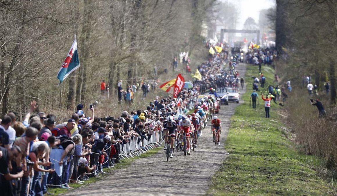 A espera terminou! Hoje é dia de Paris-Roubaix!