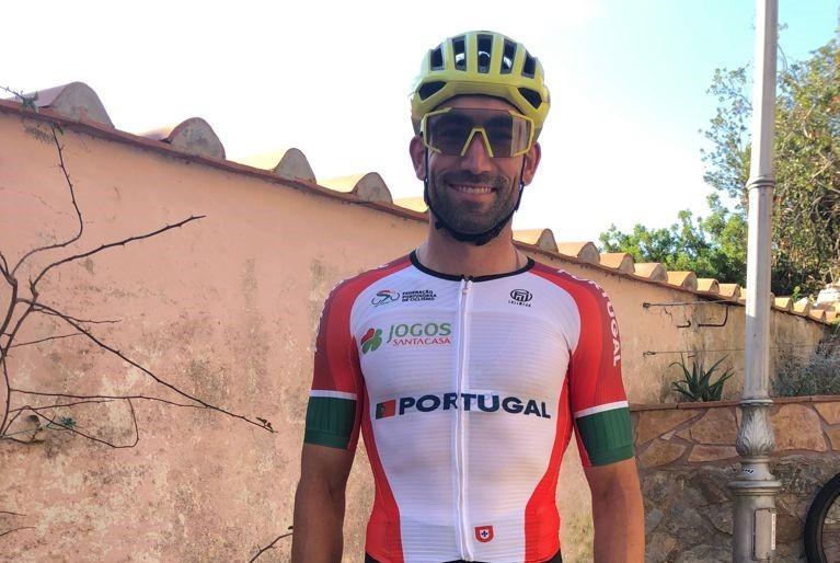José Dias medalha de bronze nos Mundias de XCM.